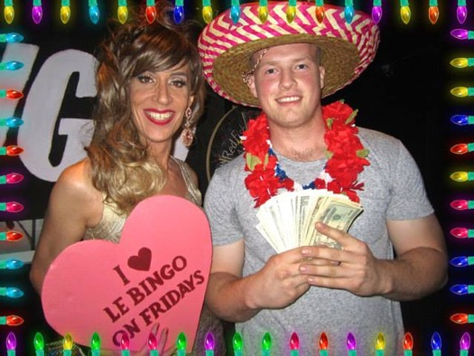 Me and a recent big winner! ¡Olé!